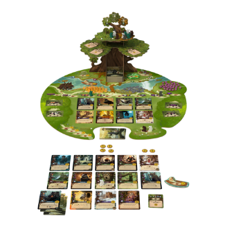 Everdell Board Game Tree