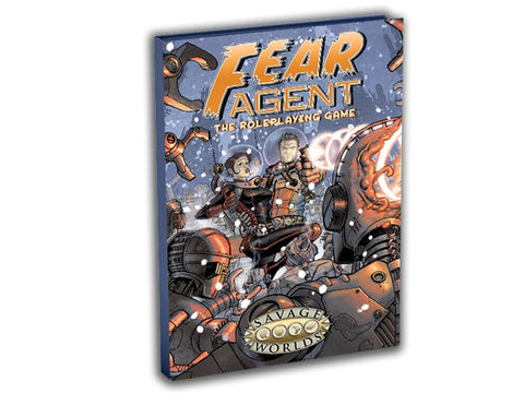 Fear Agent Savage Worlds Hardcover