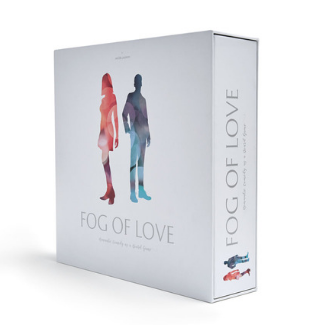 Fog of Love board game box