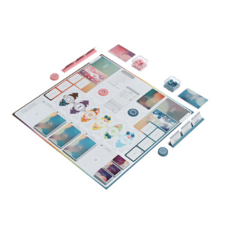 Fog of Love board game gameplay