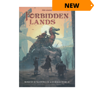 Forbidden Lands RPG boxed set