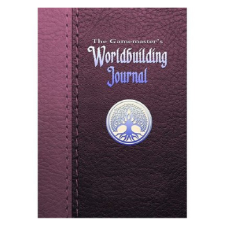 The Gamemaster's Worldbuilding Journal paperback