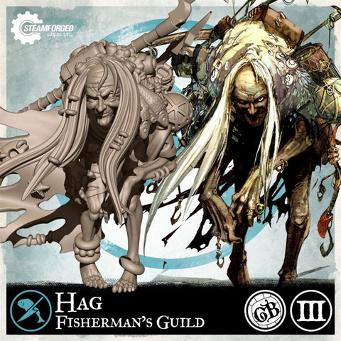 Hag - Fisherman's Guild