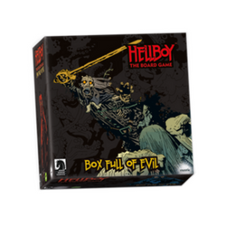 Hellboy Kickstarter Box of Evil expansion