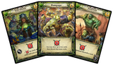Hero Realms: Base Game with Kickstarter Promo Card Bundle