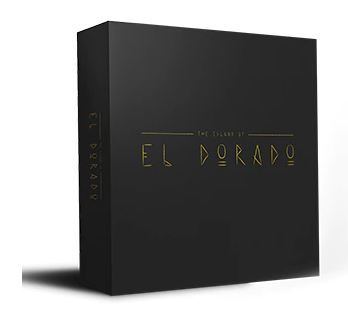 The Island of El Dorado board game box