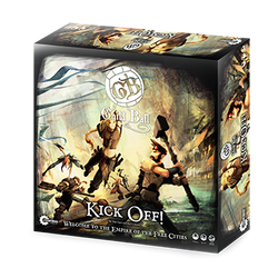 Guild Ball - Kick Off! Starter Set