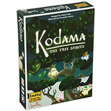 Kodama Tree Spirits family board game tiles