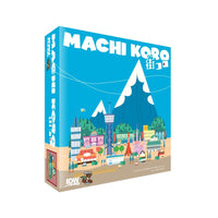 Macho Koro board game box IDW