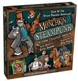 Munchkin Steampunk Deluxe (Damaged box - punctured)