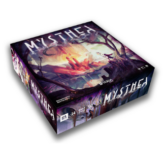 Mysthea Kickstarter Board Game