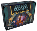 One Deck Dungeon Kickstarter dungeon crawl fantasy card dice board game box