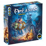 Oceanos family board game iello