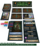 One Deck Dungeon Forest of Shadows gameplay