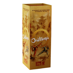 Onitama Board Game Box