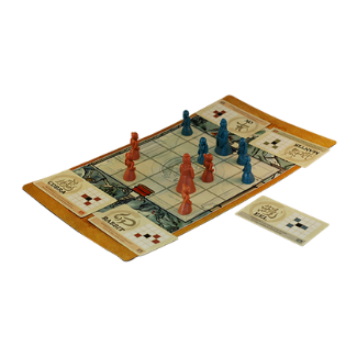 Onitama Board Gameplay Miniatures
