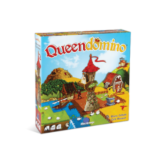 Queendomino board game box