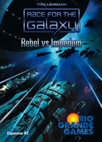 Race for the Galaxy: Rebel vs Imperium (Expansion 2)