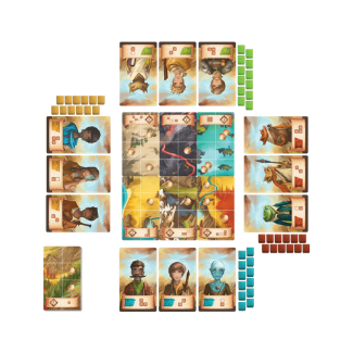 Roam board game play