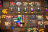 Roll Player board game solo dice game play