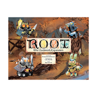 Root Clockwork expansion board game box
