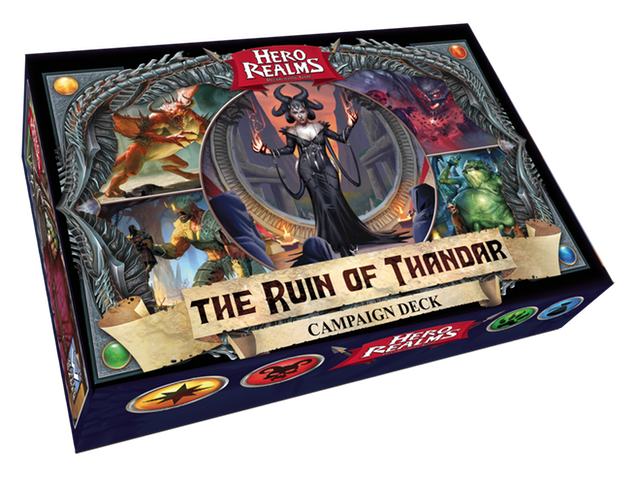 hero realms ruin of thandar campaign deck expansion