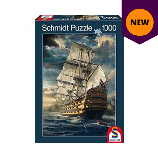 Sails Set 1000 piece jigsaw puzzle