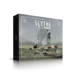 Scythe Encounters expansion cards box