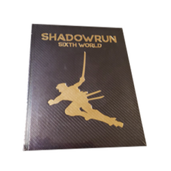 Shadowrun Sixth World Limited Edition Core Rulebook