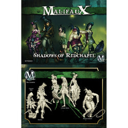 Shadows of Red Chapel Resurrectionists crew box Malifaux 2E second edition