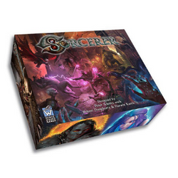 Sorcerer board game box