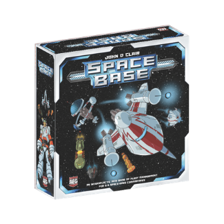 Space Base board game box