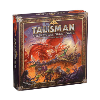 Talisman 4th edition board game box