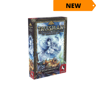 Talisman 4th edition The Frostmarch board game box