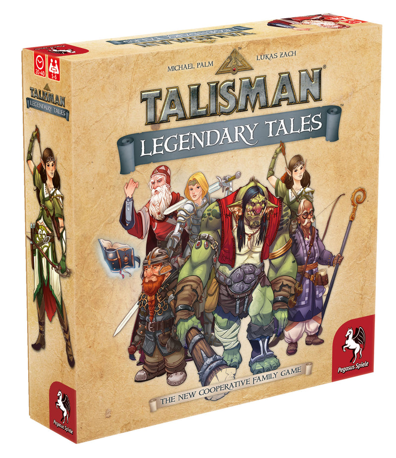 Talisman Legendary Tales box