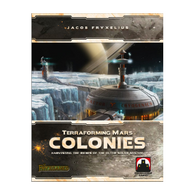Terraforming Mars Board Game Expansion Colonies