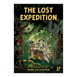 The lost expedition solo board game