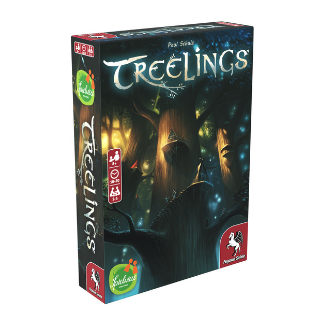 Treelings Board Game Box