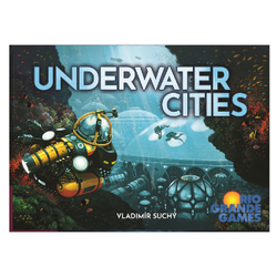 Underwater Cities board game box