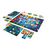 Underwater Cities board game gameplay