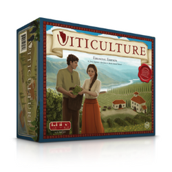 Viticulture Essential Edition board game box