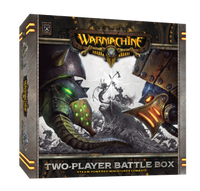 WARMACHINE Two-Player Battlebox