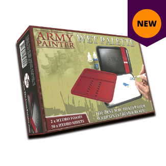 Army Painter Wet Pallet box