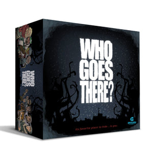 Who Goes There? core game box kickstarter