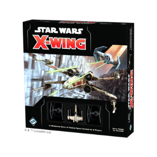 X-Wing 2nd Ed core set box