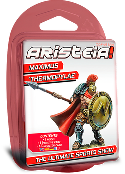 Aristeia! Maximus Thermopylea alt skin