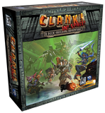 clank in space deck building adventure board card game sci-fi
