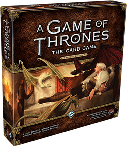 A Game Of Thrones: The Card Game  (2nd Ed.) - Pre-Played