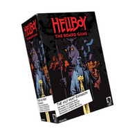 Hellboy board game wild hunt expansion