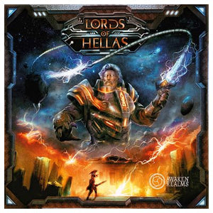 lords of hellas board game minis box